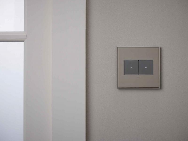 Legrand adorne smart lighting control system