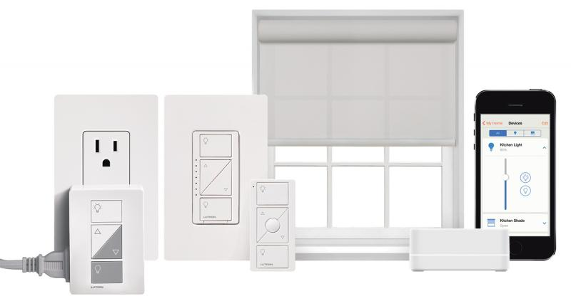 Lutron smart lighting control system