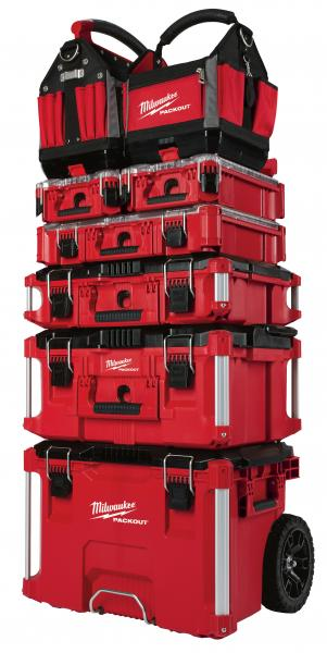 Milwaukee tool carrier