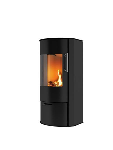 Rais Rina wood-burning stove fireplace