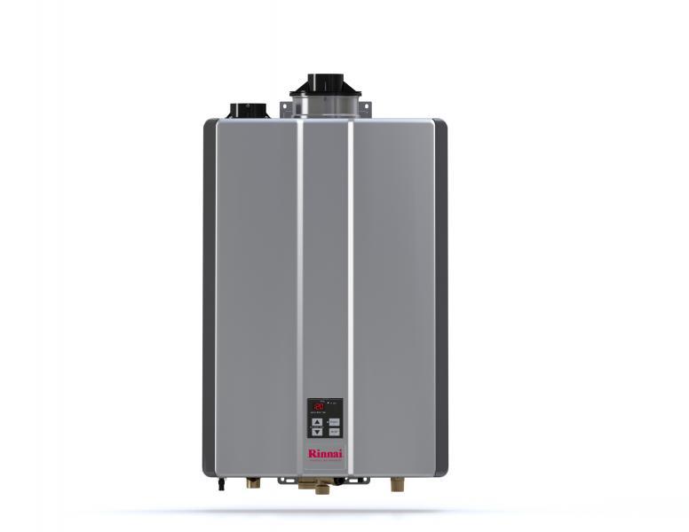 Rinnai Sensei tankless water heater