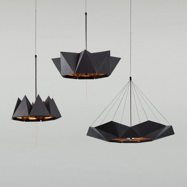 Studio Lieven de Boeck inMOOV pendant lamp
