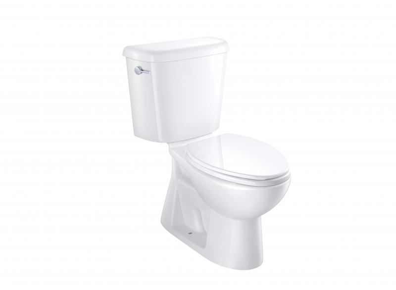 Sustainable Solutions International No Clog toilet