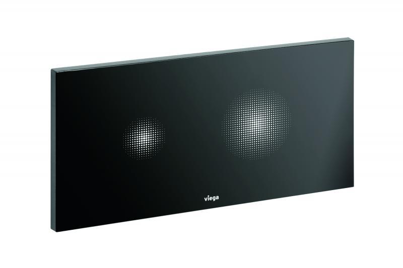 Viega Visign Style Sensitive Touchless flush plate