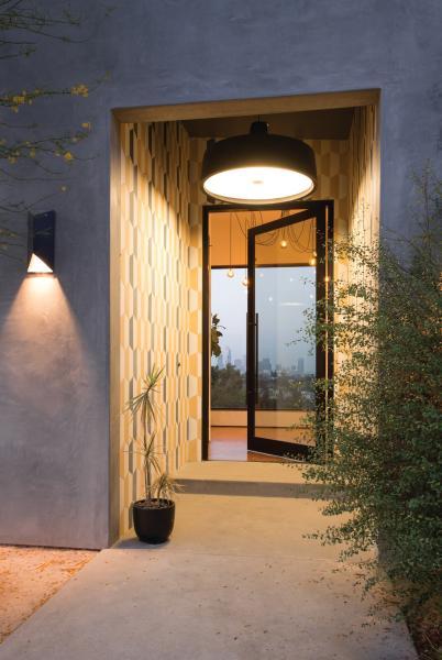 Western Window Systems Series 7000 hinged door