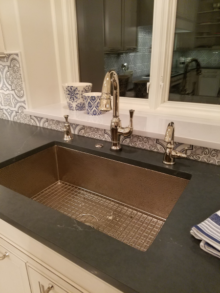 Healthy Home 2018 kitchen sink