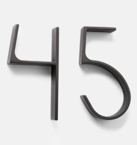 Rejuvenation Warren house numbers