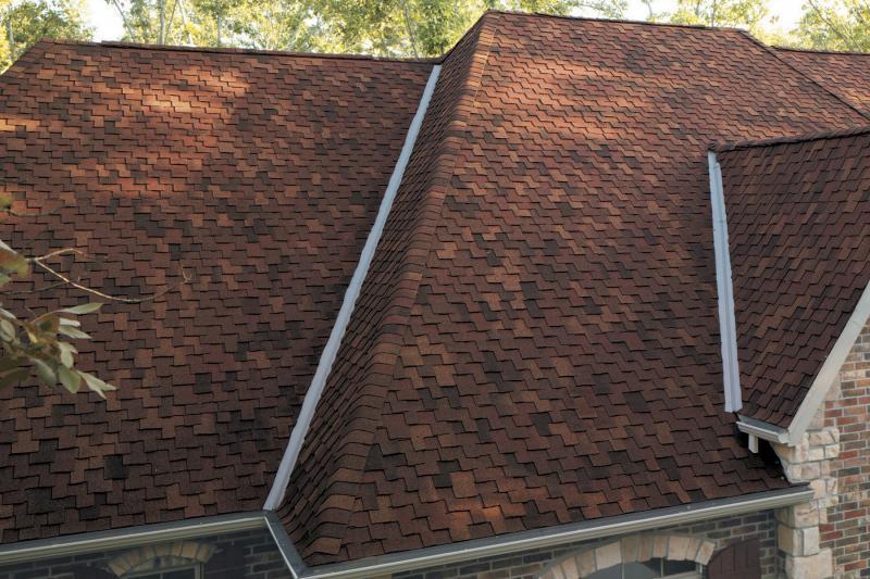 Tamko Heritage vintage roofing